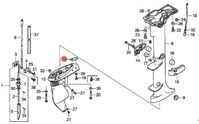 100 hp johnson outboard wiring diagram