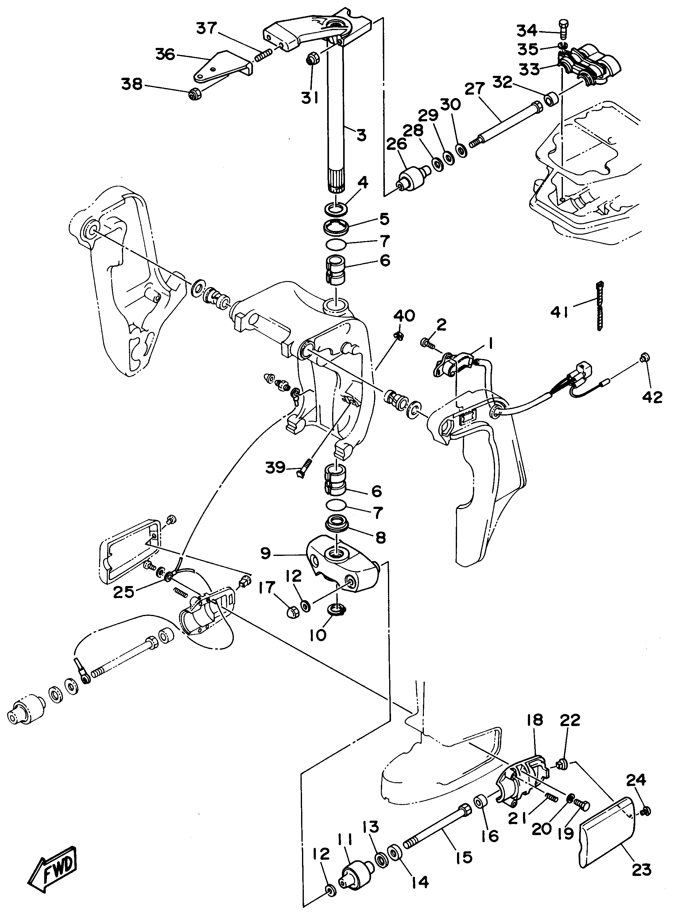 johnson 9.9 wiring diagram
