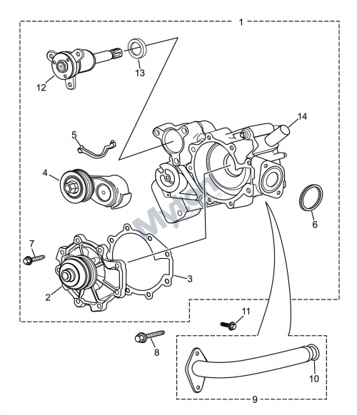 2003 jaguar x type v6 engine diagram