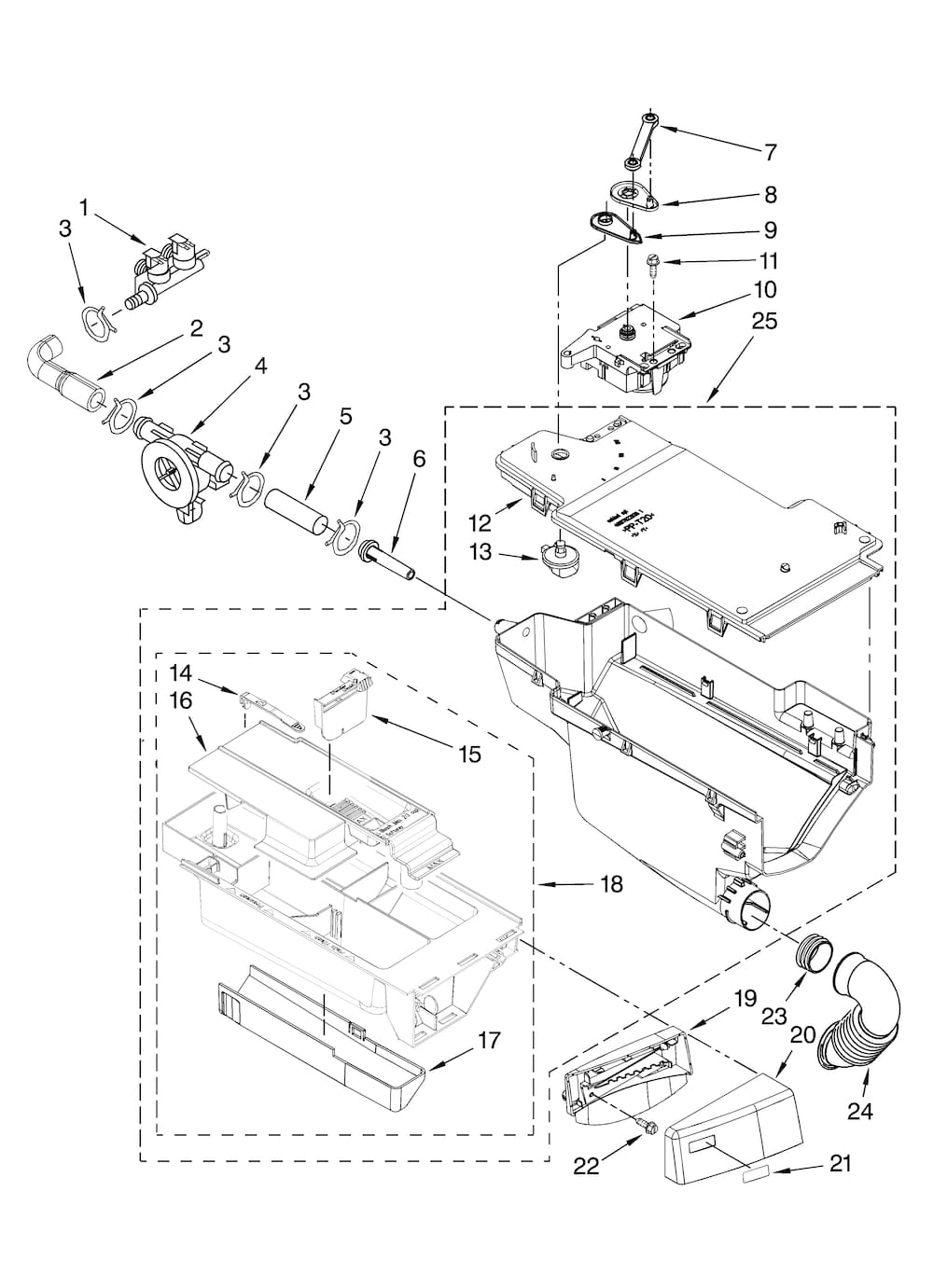 wiring diagram for car trailer with electric kes