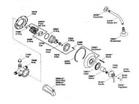 Kohler Shower Pressure Valve Diagram - Engine Diagram And ...