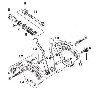 ferguson tractor wiring diagram picture