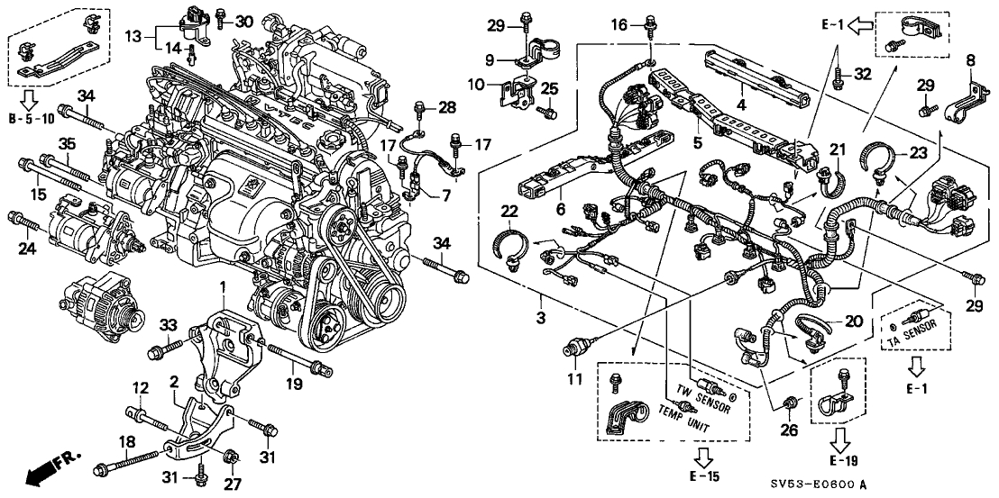 honda accord wagon wiring schematic