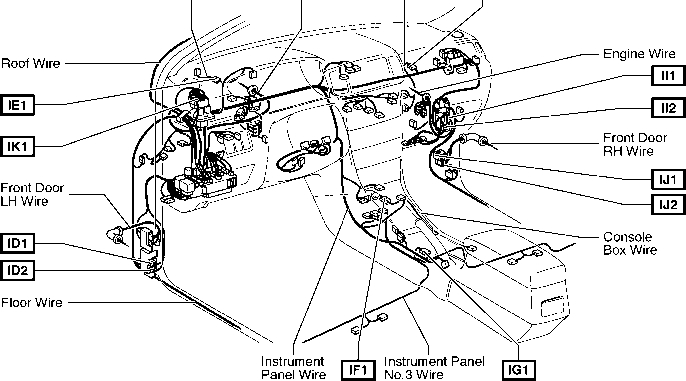 wiring harness diagram together with toyota corolla wiring diagram
