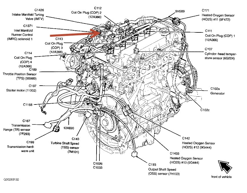 √ 2001 ford windstar engine diagram2004 ford focus engine diagram