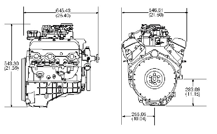 gm 3 4 liter engine diagram