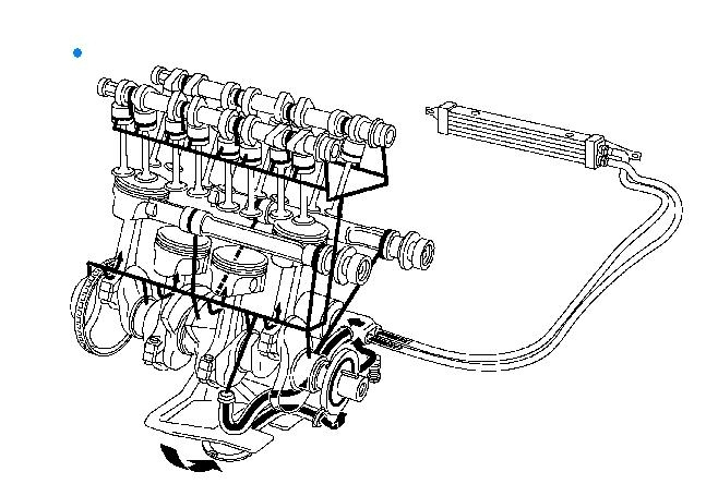 2006 saab 9 3 engine diagram