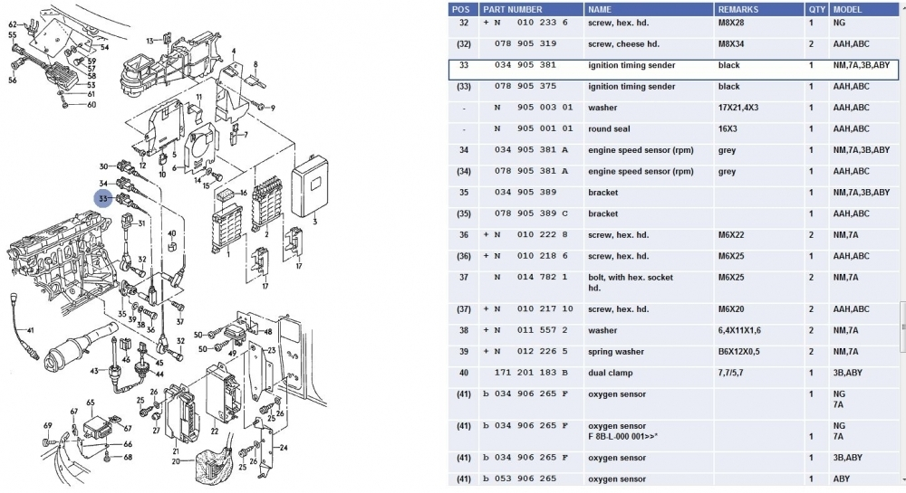 1996 volkswagen passat fuse box diagram