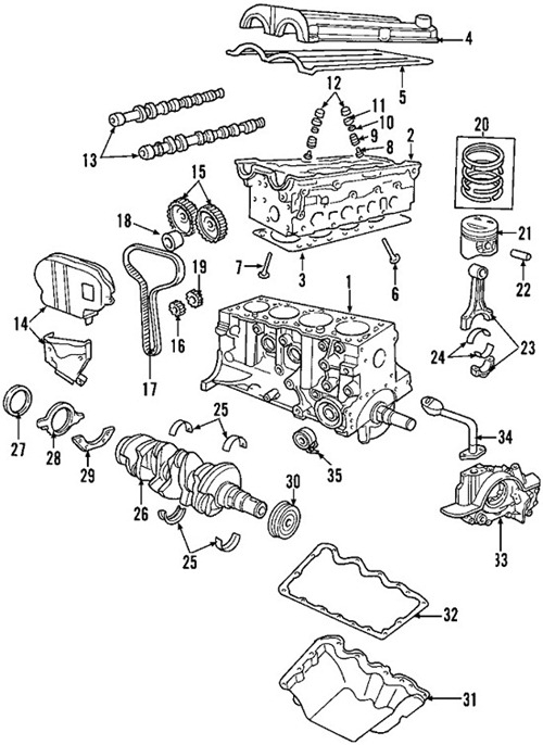 ford zetec engine wiring diagram