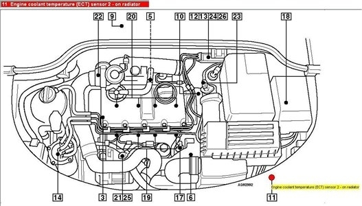 2004 passat ignition diagram
