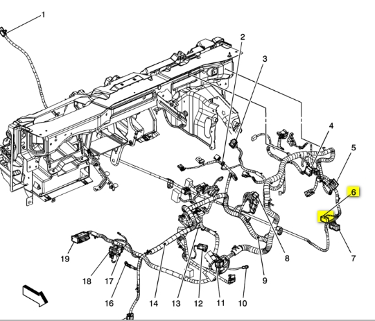 2007 chevy equinox 3.4 engine diagram