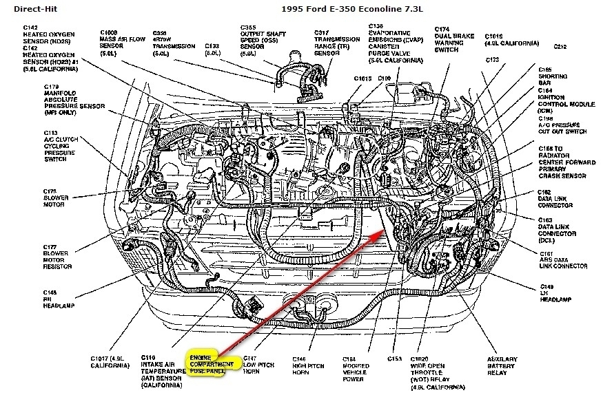 2006 ford f 150 engine diagram