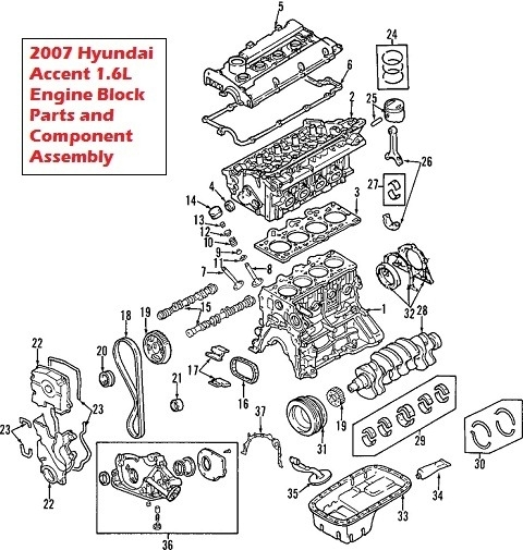 2005 engine diagram