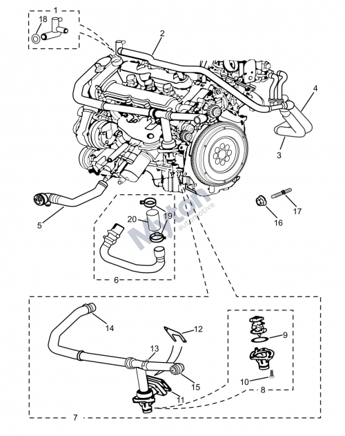 with jaguar xj8 heater hose diagram on jaguar xj8 heater hose diagram