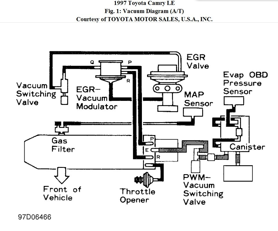 sensor diagram 1997 tacoma