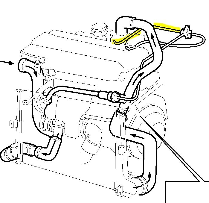 saab 9 5 engine parts diagram
