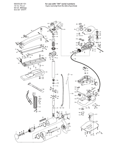 minn kota wiring diagram for turbo