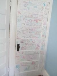 Bedroom Door Decorating Ideas