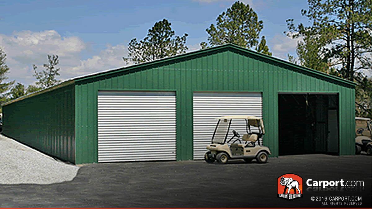 Garage Storage Buildings Commercial Storage Building 40 Wide X 60 Long X 11 High