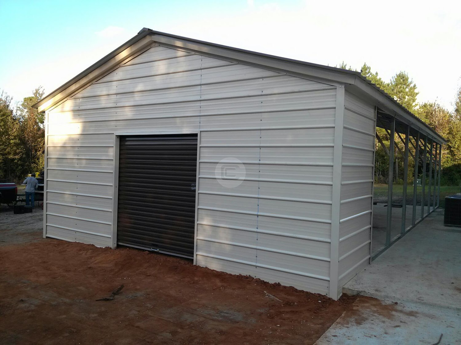 Garage Man Cave Extension Carport Expansion Utility Carport Conversion