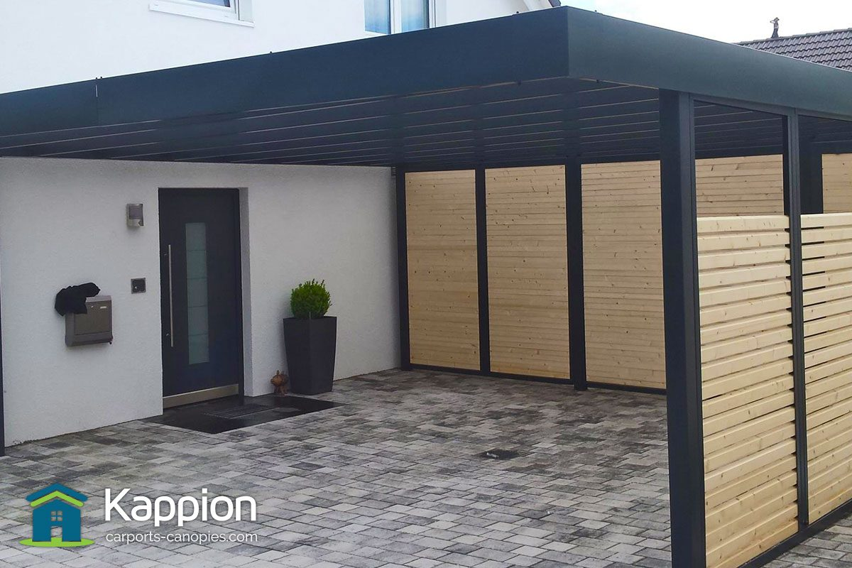 Carport Modern Europort Carport Contemporary Carport Kappion Carports