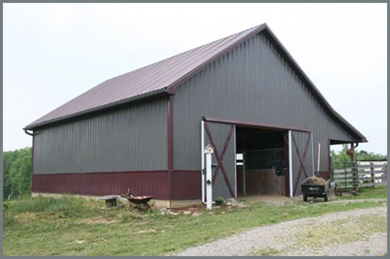 Steel Buildings horse_barn