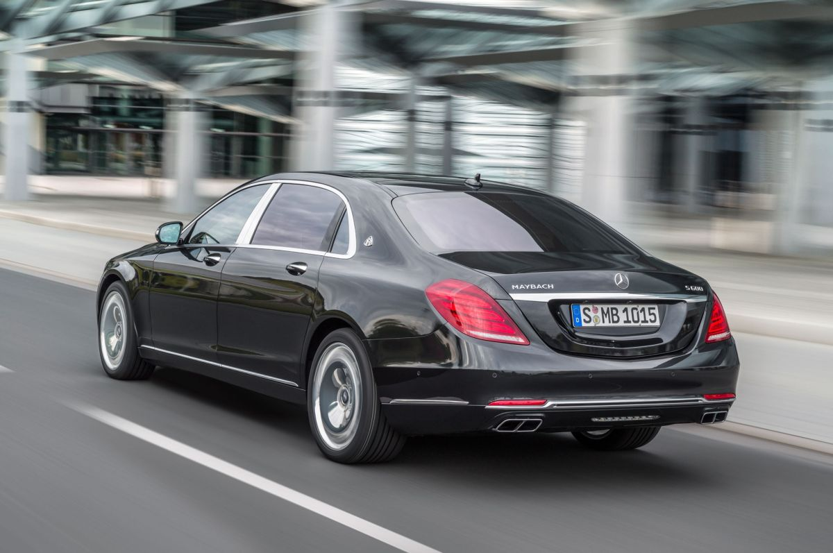 Mercedes Maybach 2016 Mercedes Maybach S600 Price Review Release Date