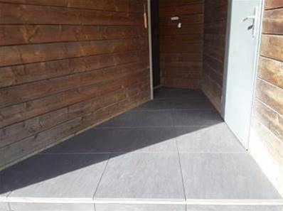 Carrelage Exterieur Gris Anthracite Gallery Of Dalle Artens Carrelage Extrieur X P Cm