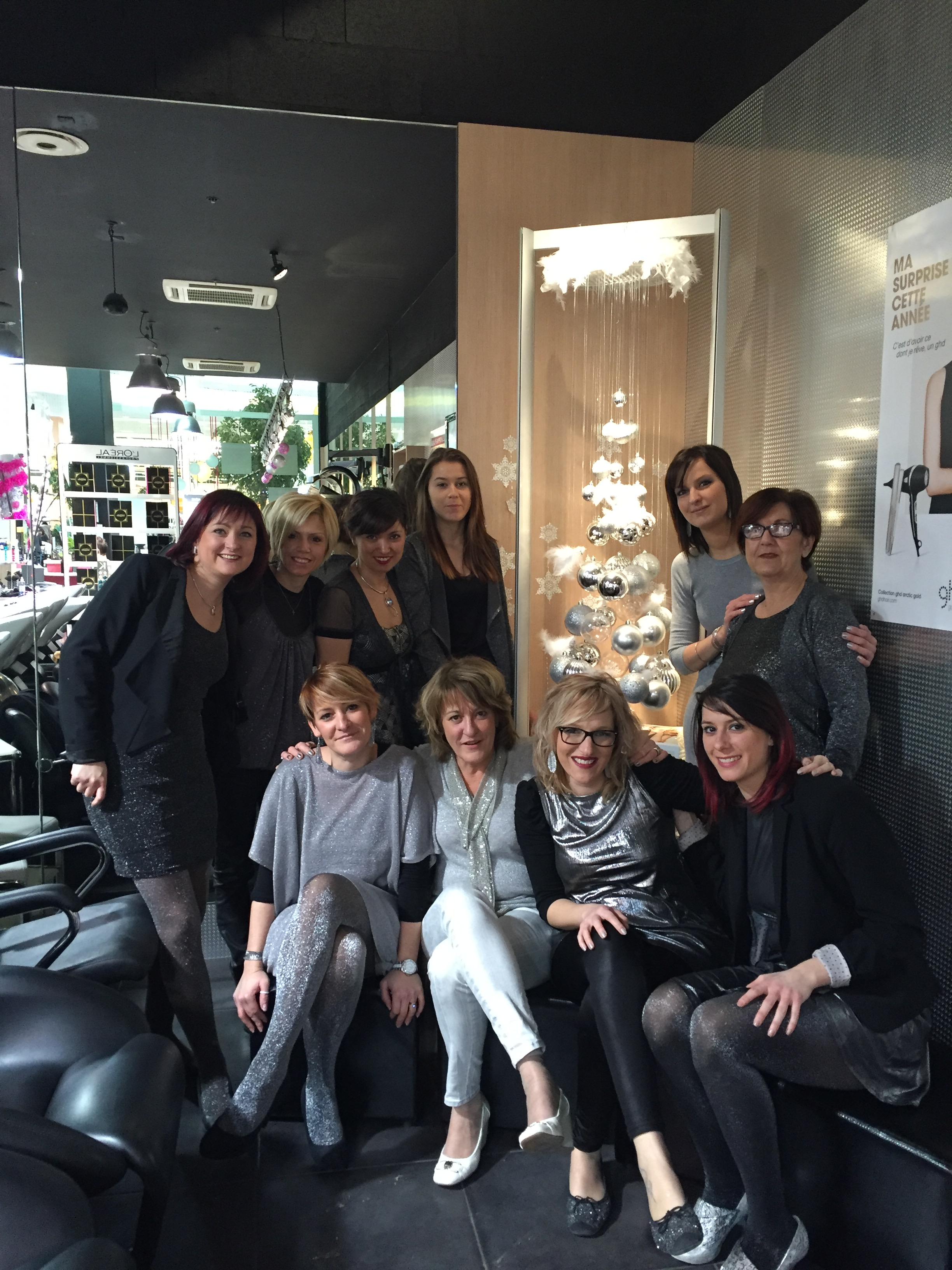 Salon O Coiffure Reims Champfleury Noel 2015 Coiffeur Visagiste Reims Salon