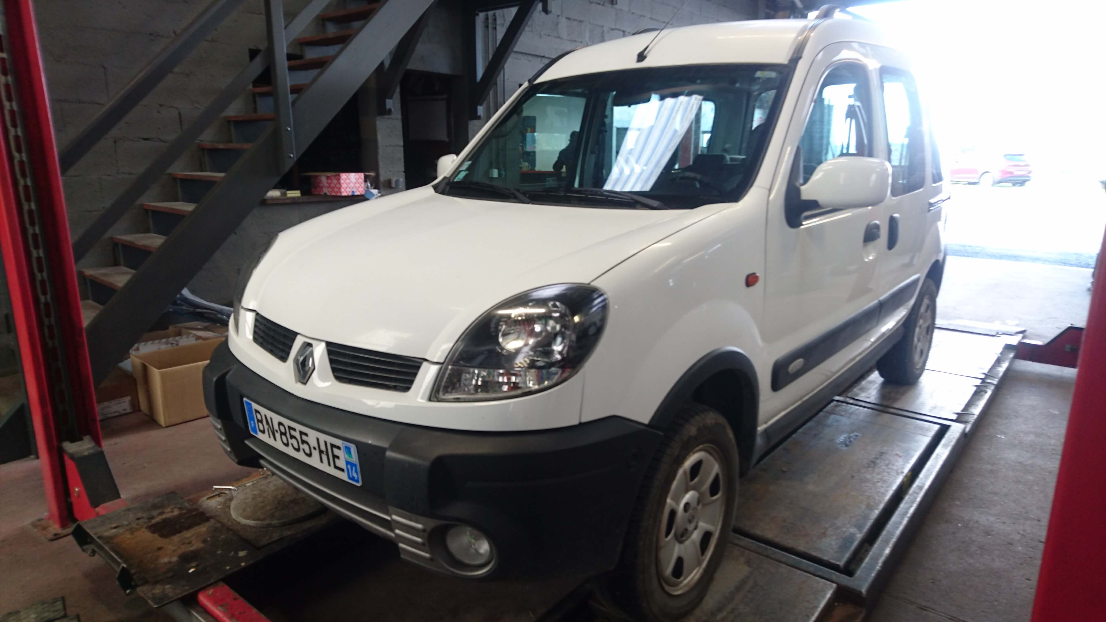 Utilitaire Occasion Brest Kangoo Occasion Particulier Occasion Petit Prix Renault