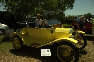 1911 Ford Model T Torpedo Roadster