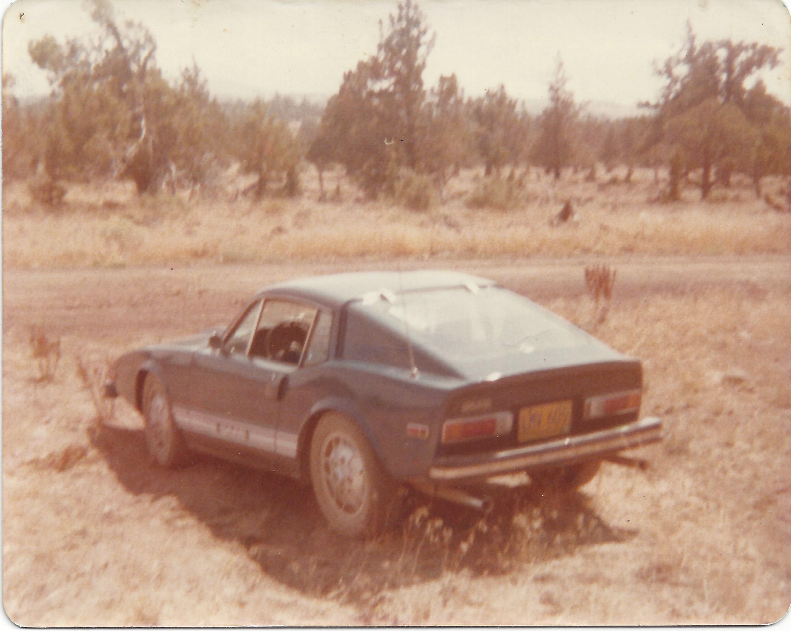 Three Invesment Cars – Part Two:Saab Sonett III