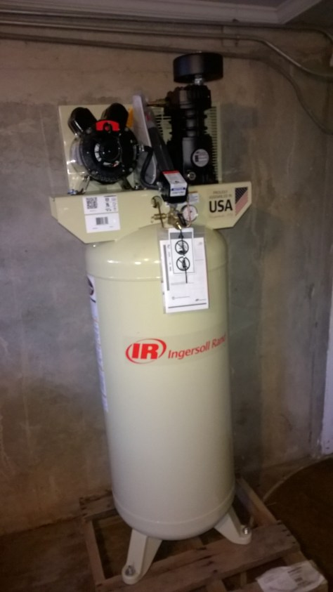 New Air Compressor