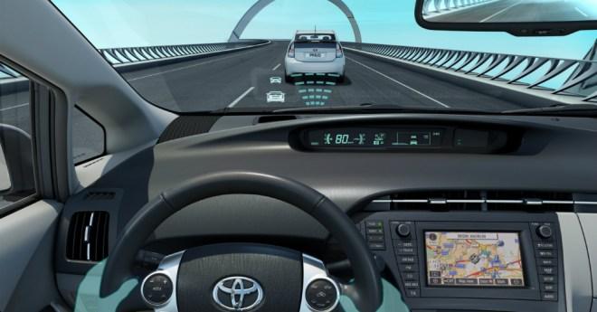 Adaptive Cruise Control Toyota