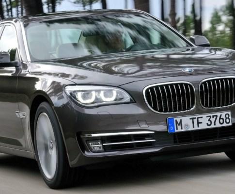2015 BMW 7 Series: A Large Luxury Sedan that Screams Success