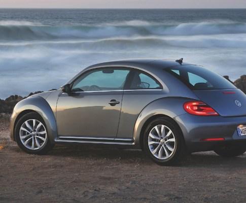 2015 Volkswagen Beetle: An Icon Modernized