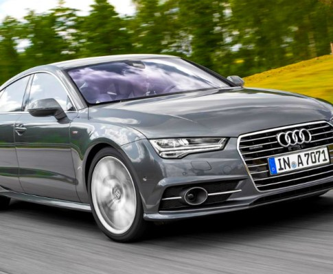 The 2016 Audi A7: New and Improved