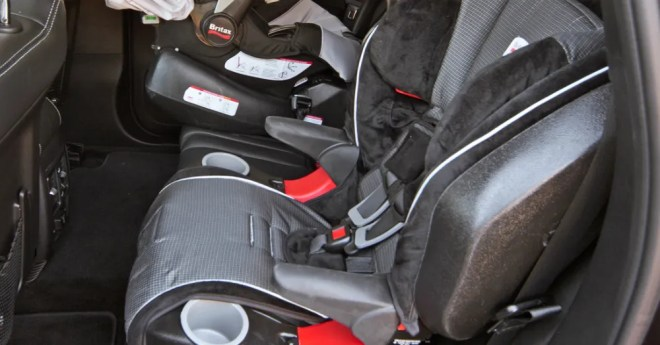 Jeep Grand Cherokee Infant Seat