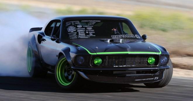 1969 RTR-X Mustang