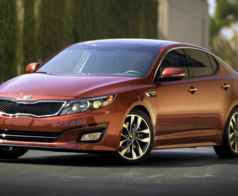 The 2015 Kia Optima is Affordable Excellence