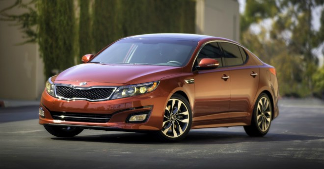 2015 Kia Optima Affordable