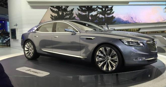 2016 Buick LaCrosse Reveal