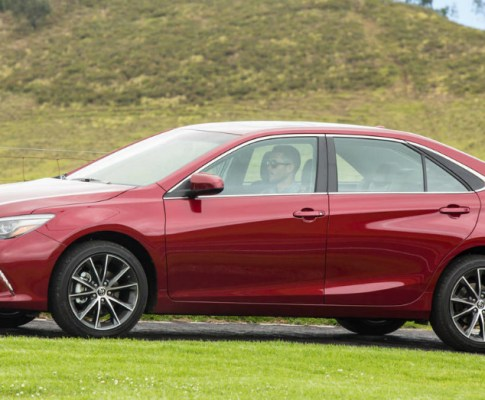 The Toyota Camry XSE has a Lot to Offer