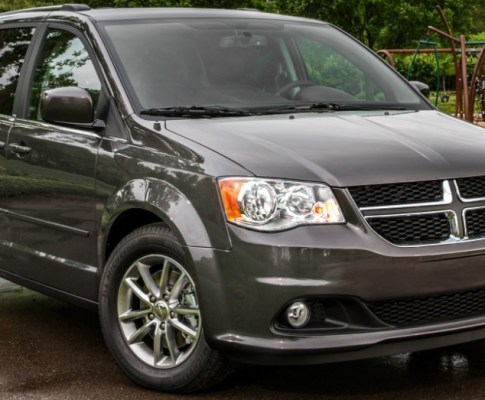 2016 Dodge Grand Caravan: The Stalwart of the Minivan World