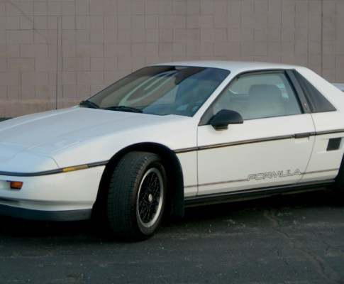 A Look Back; How the Pontiac Fiero Won Our Hearts