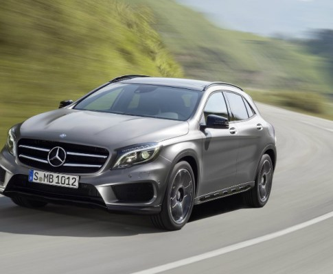 2016 Mercedes-Benz GLA: The Compact Luxury Crossover for You