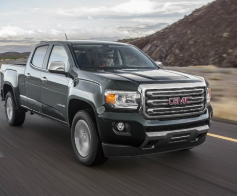 Lookout Midsized Truck World