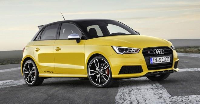 09.22.16 - 2015 Audi A1 Sportback