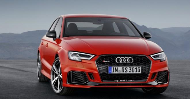 10.21.16 - 2017 Audi RS3 Sedan