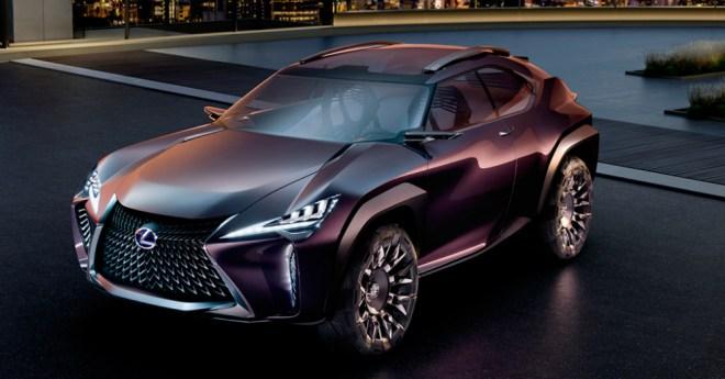 10.21.16 - Lexus UX Concept